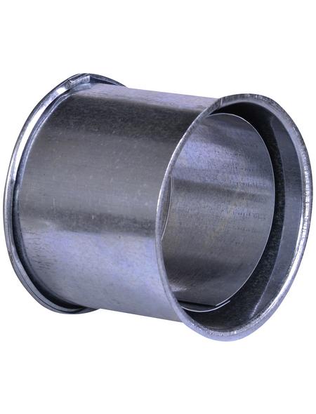 FIREFIX® Wandfutter, Ø: 10 cm, Stärke: 0,6 mm, Stahl