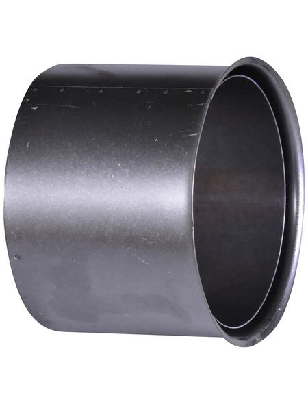FIREFIX® Wandfutter, Ø: 15 cm, Stärke: 0,6 mm, Stahl