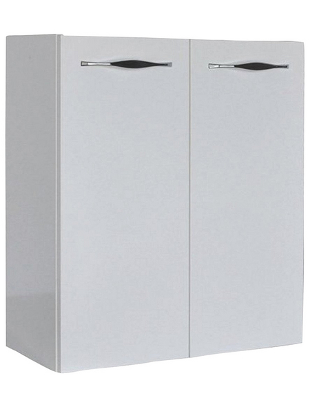 FACKELMANN Waschbeckenunterschrank »SCENO«, BxHxT: 52 x 60 x 24 cm Anschlagrichtung: links/rechts