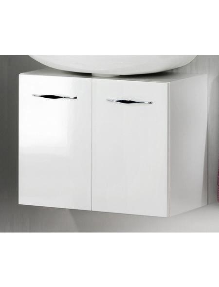 FACKELMANN Waschbeckenunterschrank »Sceno«, BxHxT: 60 x 48 x 34 cm