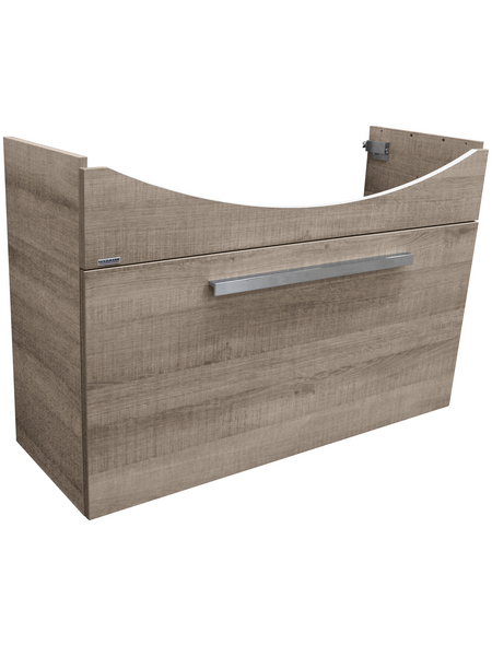 FACKELMANN Waschtischunterschrank »A-Vero«, B x H x T: 98,5 x 64 x 35 cm