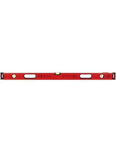 CONNEX Wasserwaage »ROBUST«, Länge: 100 cm, rot