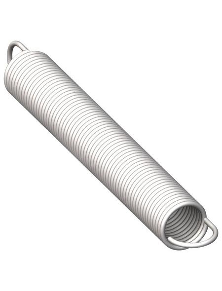 alfer® aluminium Zugfeder »combitech®«, Stahl, 1 Stück