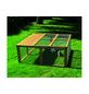 PROMADINO Abdeckung, BxHxL: 133 x 2 x 132 cm, Kiefernholz-Thumbnail