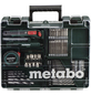 METABO Akku-Bohrschrauber »Set BS 18«, 18 V, inkl. 2 Akkus-Thumbnail