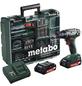 METABO Akku-Bohrschrauber »Set BS 18«, 18 V, inkl. Akku-Thumbnail