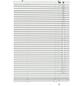 Aluminium-Jalousie, Weiß, 100x175 cm-Thumbnail