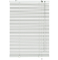 Aluminium-Jalousie, Weiß, 120x175 cm-Thumbnail