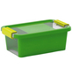 KIS Aufbewahrungsbox »Bi«, BxHxL: 26,5 x 10 x 16 cm, Kunststoff-Thumbnail