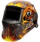 ELMAG Automatischer Kopfschweißschirm, Design FLAME-Thumbnail