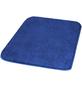 KLEINE WOLKE Badematte »Wilna«, hellblau, eckig mit abgerundeten Kanten, 60 x 90 cm-Thumbnail