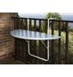 ALCO Balkonhängetisch, mit Alcotop-Tischplatte-Thumbnail