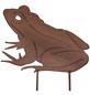 Beetstecker, Frosch, rostfarben, Metall-Thumbnail