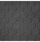 RENOVO Biberschwanz-Dachschindeln, Bitumen, schwarz, Paketinhalt: 2 m²-Thumbnail