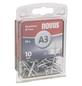 NOVUS Blindniete, A3, Aluminium, Ø 3 x 10 mm, 70 St.-Thumbnail