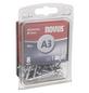 NOVUS Blindniete, A3, Aluminium, Ø 3 x 8 mm, 70 St.-Thumbnail