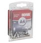 NOVUS Blindniete, A4, Aluminium, Ø 4 x 8 mm, 70 St.-Thumbnail
