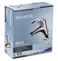 """aquaSu® Brausearmatur »NICO«, Messing, spiegelnd, ⅜"""", inkl. Ablaufgarnitur-Thumbnail"""
