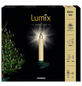 Krinner Christbaumkerzen Lumix Superlight, Elfenbein, 10er-Thumbnail