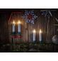 Krinner Christbaumkerzen Lumix Superlight Flame mini, Elfenbein, 12er-Thumbnail