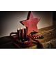 Krinner Christbaumkerzen Lumix Superlight mini, Rot, 12er-Thumbnail