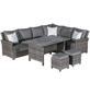 CASAYA Dining-Lounge »Rios«, 8 Sitzplätze, inkl. Auflagen-Thumbnail