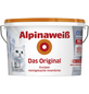 alpina Dispersionsfarbe »Alpinaweiß«, matt-Thumbnail