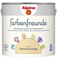 alpina Dispersionsfarbe »Farbenfreunde«, Seesternorange, matt-Thumbnail