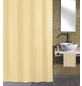 KLEINE WOLKE Duschvorhang »Kito«, BxH: 180 x 200 cm, Uni, natur/beige-Thumbnail