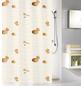 KLEINE WOLKE Duschvorhang »Miami«, BxH: 180 x 200 cm, Muscheln, beige-Thumbnail