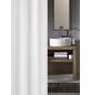 KLEINE WOLKE Duschvorhang »Sanna«, BxH: 120 x 200 cm, Streifen, weiß-Thumbnail