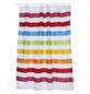 KLEINE WOLKE Duschvorhang »Select«, BxH: 180 x 200 cm, Streifen, mehrfarbig-Thumbnail