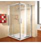 SCHULTE Eckdusche »Kristall/Trend«, BxTxH: 80 x 80 x 185 cm-Thumbnail