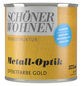 SCHÖNER WOHNEN FARBE Effektfarbe »Trendstruktur«, in Metall-Optik, goldfarben, 0,375 l-Thumbnail