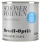 SCHÖNER WOHNEN FARBE Effektfarbe »Trendstruktur«, in Metall-Optik, silberfarben, 0,375 l-Thumbnail