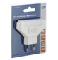 REV Energiespar-Nachtlicht weiß 1-flammig 1 W 78 x 75 x 17 mm-Thumbnail
