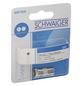 SCHWAIGER F-Adapter, Silber, Metall, Antennenkabel-Thumbnail