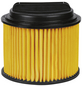KRAFTRONIC Faltenfilter, BxHxL: 18,6 x 17,1 x 18,6 cm, Kunststoff-Thumbnail