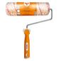 alpina Farbroller, Kunststoff   Polyamid (PA)   Metall, Weiß   Orange-Thumbnail