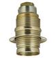KOPP Fassung, Messing, E14, goldfarben-Thumbnail