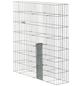 BELLISSA Fertiggabione »Pronto«, BxHxL: 23,5 x 105 x 102,5 cm, Stahl-Thumbnail
