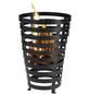 TEPRO Feuerkorb, Ø 42 cm, Höhe: 60 cm, schwarz/bronzefarben-Thumbnail