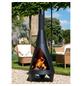 BUSCHBECK Feuerstelle »Colorado«, Ø 60 cm, Höhe: 160 cm, schwarz-Thumbnail