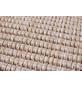 ANDIAMO Flachgewebe-Teppich »Louisiana«, BxL: 67 x 140 cm, beige/terrakottafarben-Thumbnail