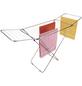 alpfa Flügelwäschetrockner, LxBxH: 72 x 55 x 136,5 cm, Grau, Metall-Thumbnail