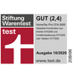 ABUS Funk-Türschlossantrieb HomeTec Pro silber-Thumbnail
