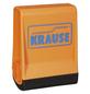 KRAUSE Fußkappe, BxHxT: 6,4 x 9,9 x 2,5 cm, Kunststoff, schwarz/orange-Thumbnail