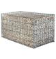 BELLISSA Gabionenfeingitter, BxHxL: 0,4 x 49,3 x 49,3 cm, Stahl-Thumbnail