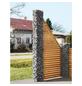 BELLISSA Gabionenstele »Pronto«, BxHxL: 15 x 105 x 30 cm, Stahl-Thumbnail
