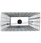 BELLISSA Gabionenstele »Pronto«, BxHxL: 15 x 195 x 30 cm, Stahl-Thumbnail